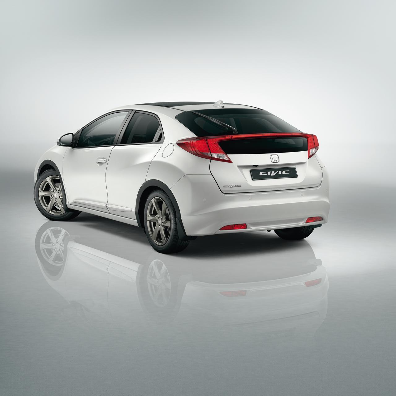 Foto de Honda Civic 2012 (104/153)