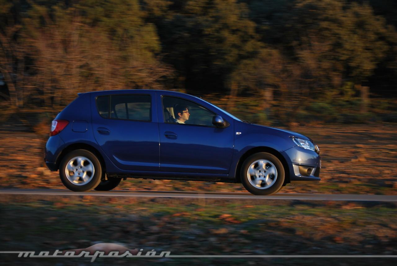 Foto de Dacia Sandero 2013 (presentación) (25/26)