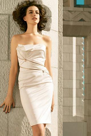 Foto de Anne Hathaway en la portada de Vogue US enero 2009 (1/3)