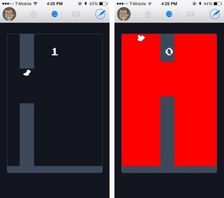 Twitterrific 5 y su huevo de pascuas inspirado en Flappy Bird