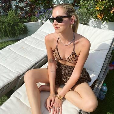 Estas son las bermudas estampadas de Zara que han enamorado a la mismísima Chiara Ferragni (y siguen disponibles)