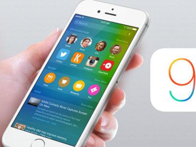 iOS 9 bate récords y está ya en el 71% de los equipos