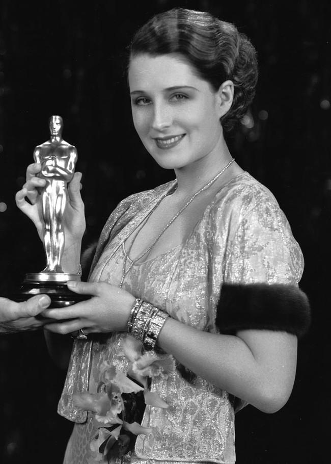 Norma Shearer En Los Oscar De 1931