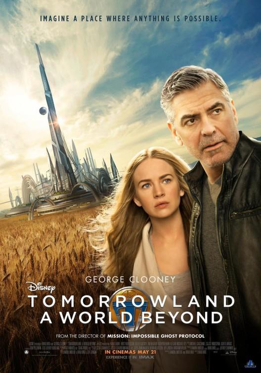 Foto de Carteles de la película 'Tomorrowland' (6/12)