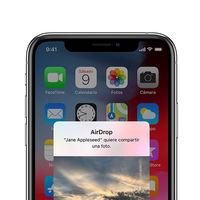 Un fallo en AirDrop permite descubrir nuestro número de teléfono