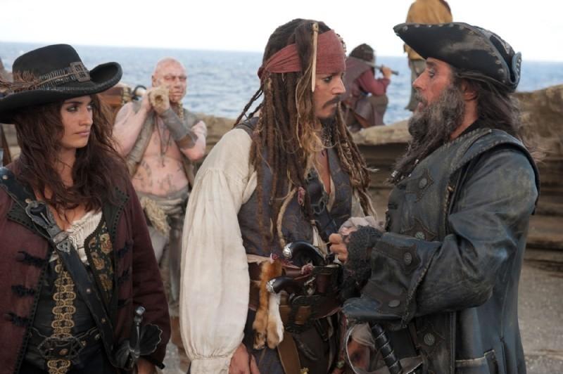 'Piratas del Caribe: En Mareas Misteriosas', primeras imágenes