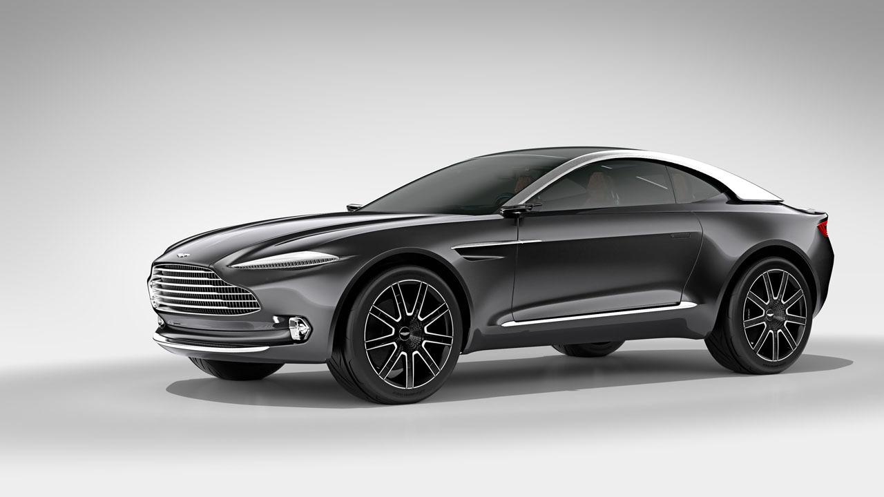 Foto de Aston Martin DBX Concept (1/12)