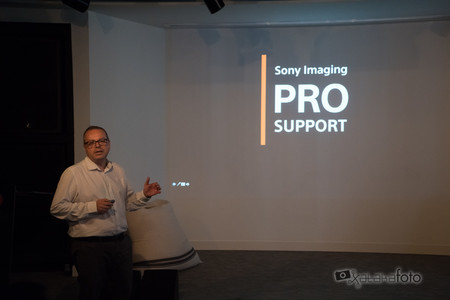 Sony Imaging Pro Support