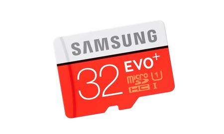 Los 32 GB extra para tu smartphone que te ofrece la Micro SD Samsung EVO Plus, hoy te salen en MediaMarkt por sólo 9,99 euros [Caducada]