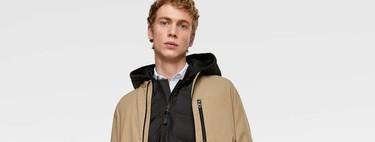 ¡Muévete! La nueva colección técnica de Zara está llena de prendas urbanas y muy prácticas