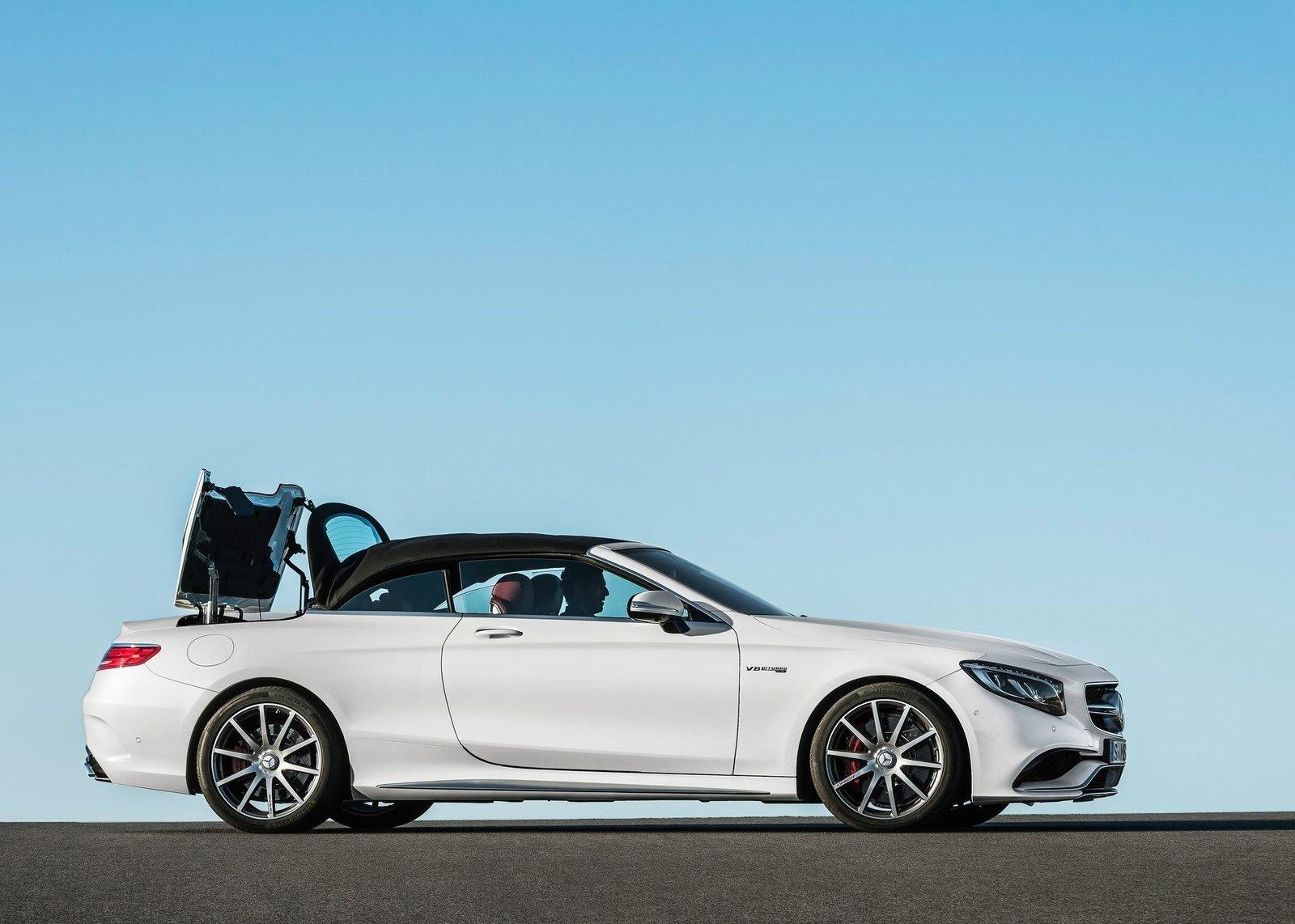 Foto de Mercedes-AMG S 63 Cabriolet (12/19)
