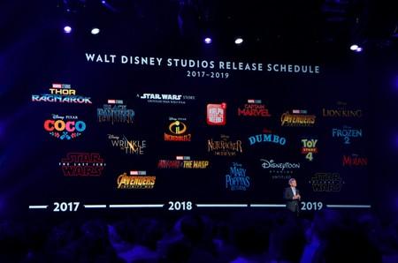 Disney Estrenos