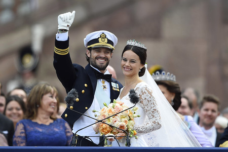 Principe Felipe Suecia Boda