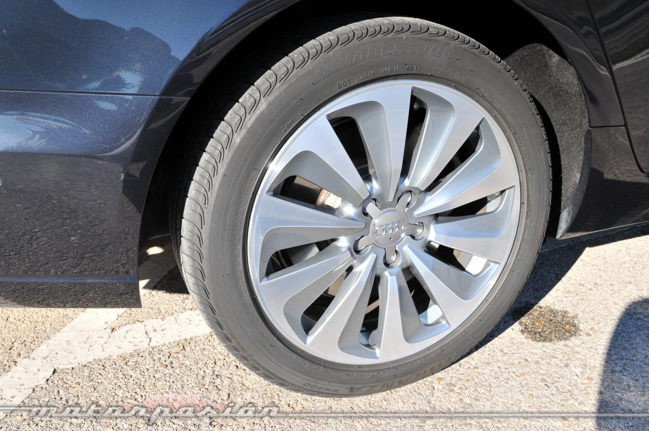 Foto de Audi A6 hybrid (prueba) (24/120)