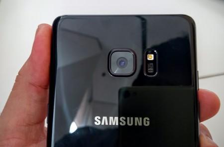 Samsung Galaxy Note 7 Camara