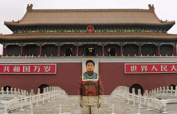 Foto de Hiding in the City: el hombre invisible. Liu Bolin (1/50)