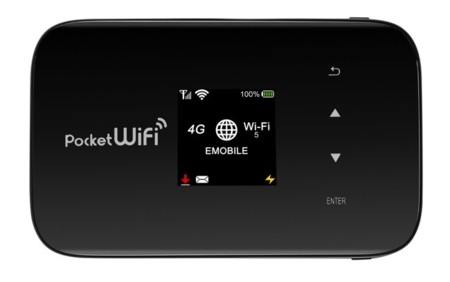 ZTE Pocket WiFi hace volar a los japoneses