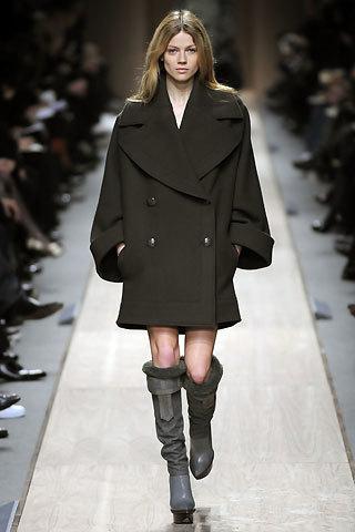 Stella McCartney en la Semana de la Moda de Paris otoño/invierno 2008/2009