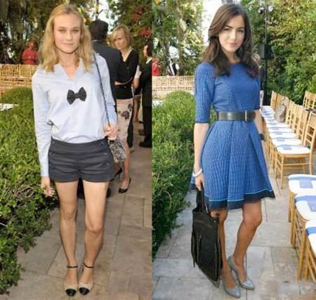 Las invitadas a la fiesta benéfica de la CFDA y Vogue