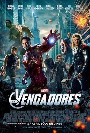 Estrenos de la semana | 27 de abril | Los Vengadores quieren apoderarse de los cines españoles