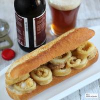 """Bocadillo de calamares, la receta del popular """"bocata"""" madrileño"""