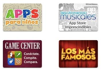 listas aplicaciones app store apple ios