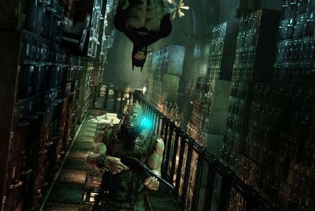 'Batman: Arkham Asylum', nuevas imágenes