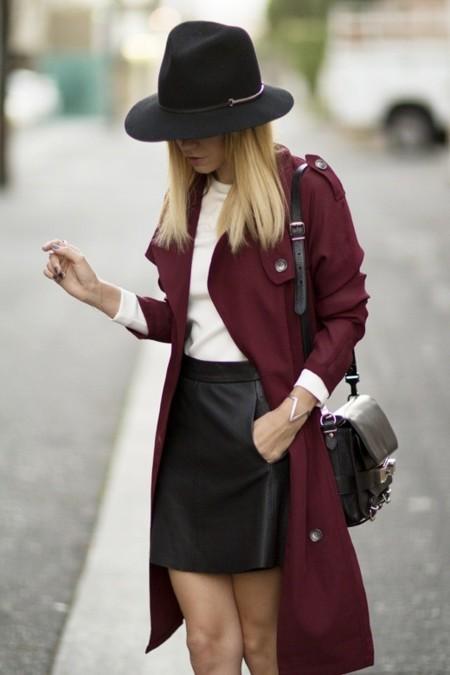 abrigo rojo lunes