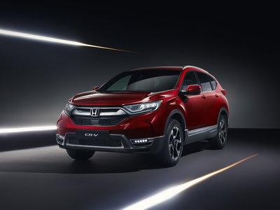 El Honda CR-V se une a la moda de las tres filas de asientos