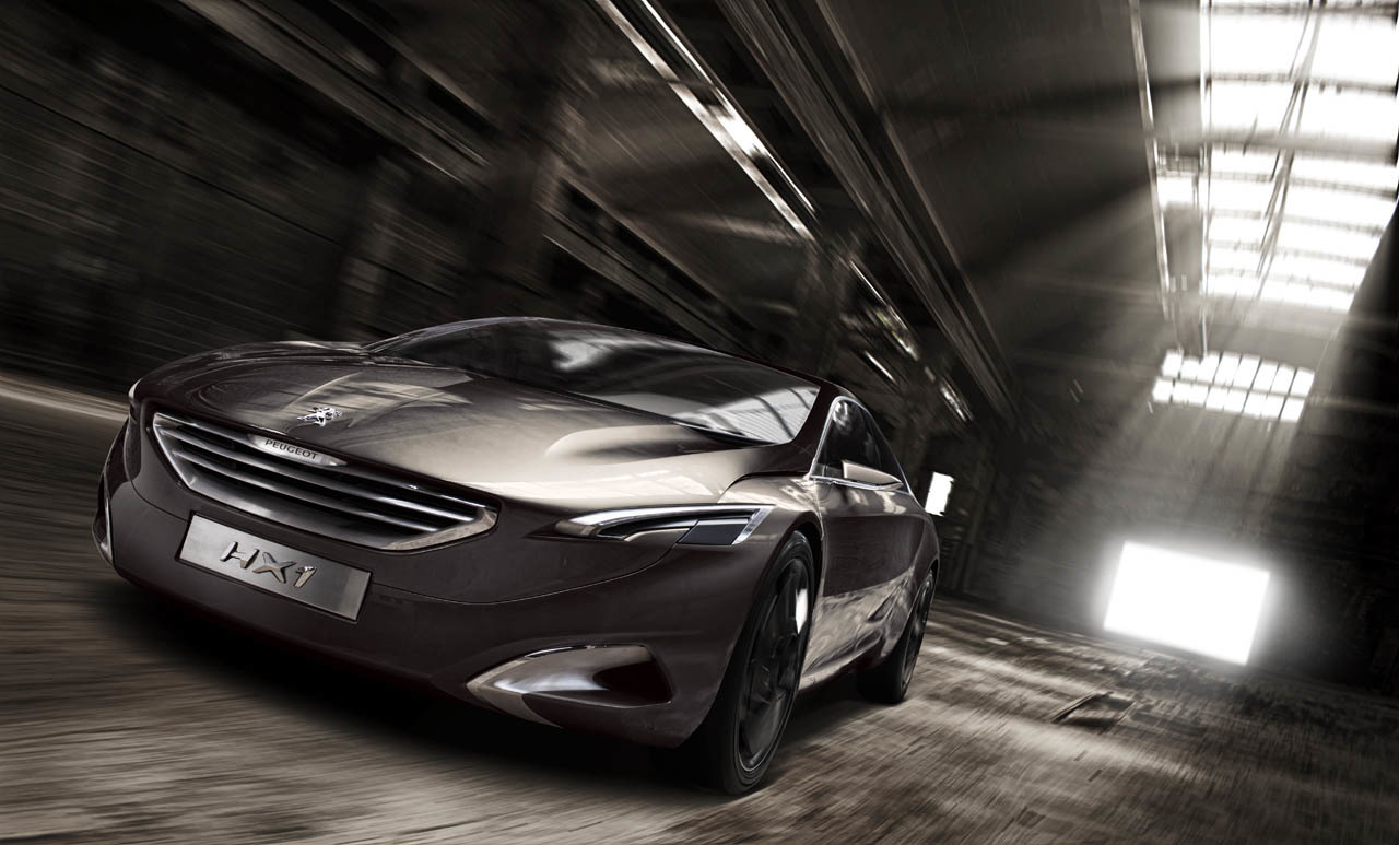 Foto de Peugeot HX1 Metamorphosis (1/17)