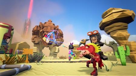 Anunciado PixARK, una mezcla de Minecraft con el universo de ARK: Survival Evolved para PC y consolas