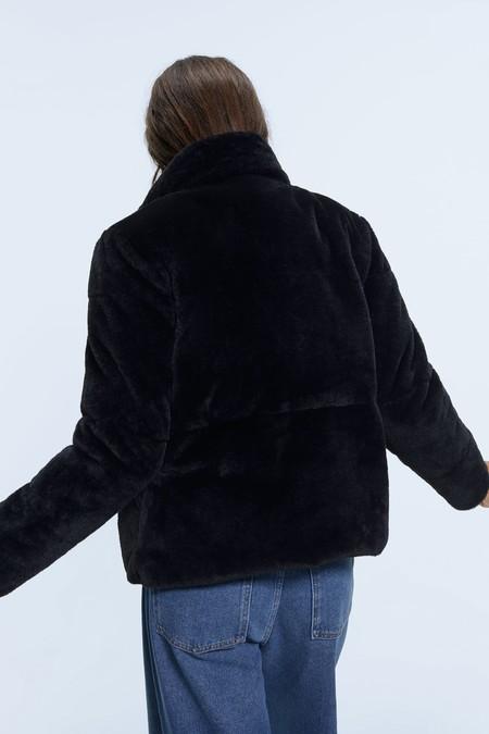 Zara Abrigo Peluche Otono 2019 20