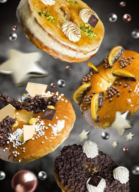 Los 11 roscones de Reyes más originales ¿te atreves?