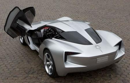 Los autos del futuro en el cine