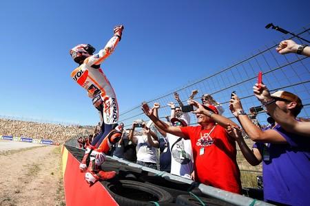 Marc Marquez Motogp Aragon 2018 3