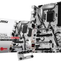 MSI Z170 XPower Gaming Titanium Edition, lo mejor del OC y Gaming en un solo lugar