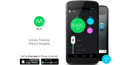 Facebook adquiere la app de monitoreo de actividad, Moves