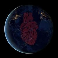 El pulmón, el corazón y otras maneras de ver la Tierra desde el Espacio en seis vídeos
