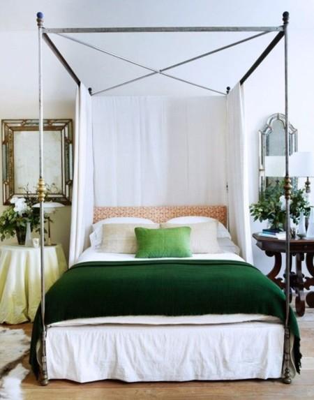 Verde Esmeralda Dormitorio