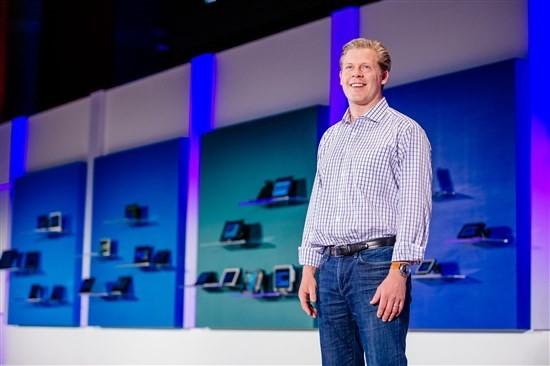 Nick Parker HTC