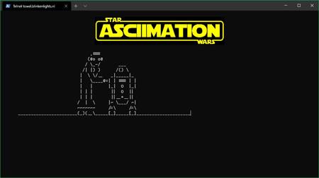 Lo más friki que harás hoy: ver Star Wars en formato ASCII desde la terminal