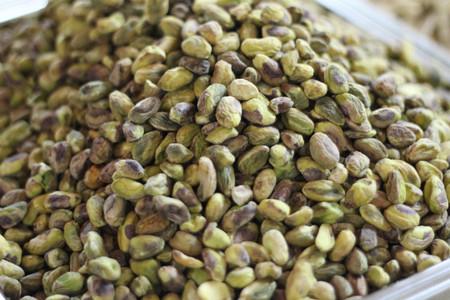 alimentos ricos en fibra frutos secos pistacho