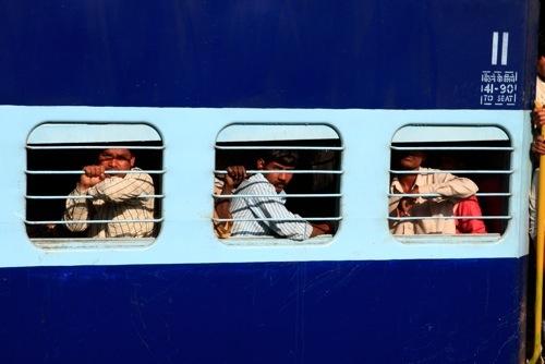 Foto de Caminos de la India: tren (7/13)