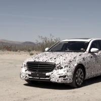 El desarrollo del nuevo Mercedes-Benz Clase E, en cifras (vídeo)