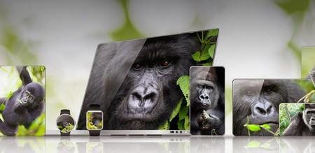 Nuevo cristal Gorilla Glass Victus: resistencia a caídas de hasta dos metros con sólo 0,4 mm de grosor