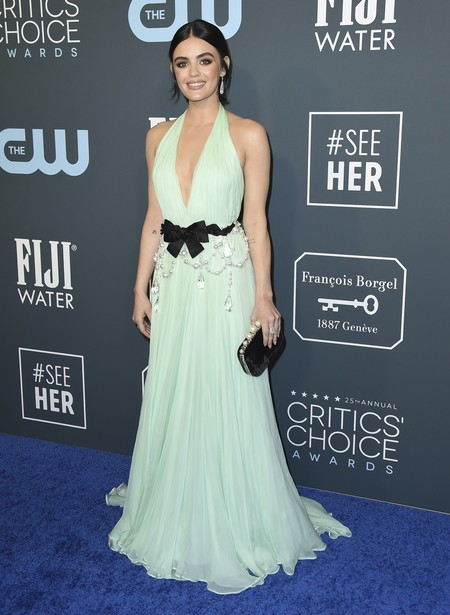 Critics Choice Awards 2020 Lucy Hale