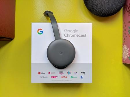 Cómo apagar tu Chromecast y por qué es buena idea dejarlo encendido cuando no lo usas