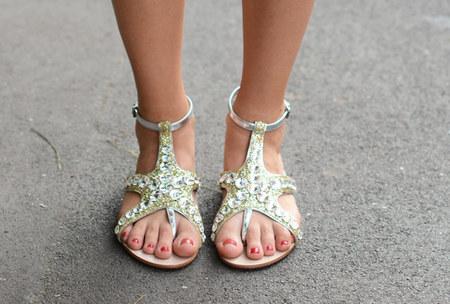 Relaja tus pies en verano