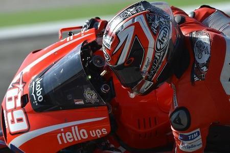 Nicky Hayden, San Marino 2013