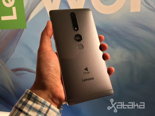 Lenovo PHAB2 Pro con Tango, primeras impresiones